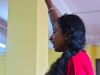 Iroshini always brings energy to her lessons