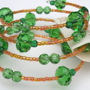 bracelet__green_crystal_and_orange_seed_beads_mdsakb1ora__3cd59f25